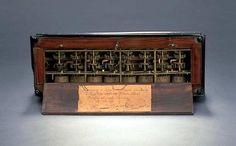 mechanical calculator in 1642