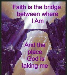 Hopefully I do t fall off the bridge...
