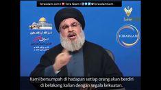 Takdir Allah Palestina akan Merdeka (bag. 6)  | Sayyid Hasan Nasrallah