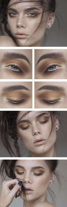 Todays look - Lights - Linda Sminkblogg