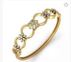 What a beautiful gold bangle
