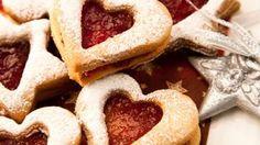 Nejlepší linecké cukroví - Proženy Onion Rings, Waffles, Pie, Breakfast, Ethnic Recipes, Desserts, Food, Drink, Torte