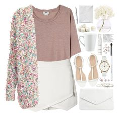 """""""1672. Lucky One"""" by chocolatepumma ❤ liked on Polyvore featuring Pillivuyt, Zara, Acne Studios, Witchery, Topshop, Rut&Circle, This Works, DailyLook, Obsessive Compulsive Cosmetics and INC International Concepts"""