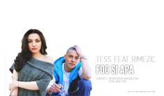 Tess feat RimeZic - Foc Si Apa (Lyric Video)