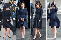 Kate Middleton, Duchess of Cambridge - Afghanistan Service of Commemoration (13 March, 2015)