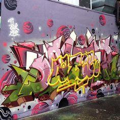 "1,545 Likes, 9 Comments - Bombing Science (@bombingsci) on Instagram: ""@dater127  #graff #graffiti #bombingscience #graffitiporn #instagraff #dater #dater127"""