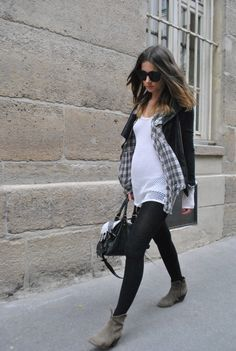 Chic Maternity Style ~ The Momista Diaries ~ A Blog for the Modern Mom ~ www.themomistadiariesblog.com