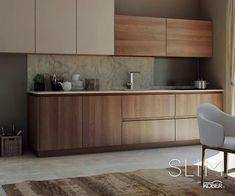 New modern wood kitchen cabinets pantries Ideas Kitchen Room Design, Kitchen Cabinet Design, Modern Kitchen Design, Interior Design Kitchen, Kitchen Decor, Scandinavian Kitchen Cabinets, Minimal Kitchen, Kitchen Wood, Kitchen Pantry