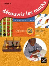 Découvrir les maths : situations pour la grande section : programme 2015 / Dominique Valentin. http://buweb.univ-orleans.fr/ipac20/ipac.jsp?session=144HX79717857.181&menu=search&aspect=subtab66&npp=10&ipp=25&spp=20&profile=scd&ri=2&source=~%21la_source&index=.IN&term=9782218960123&x=0&y=0&aspect=subtab66