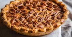 This coffee, chocolate and cinnamon-spiked pecan pie from Magpie Artisan Pies is the ultimate grand finale for Thanksgiving dinner.
