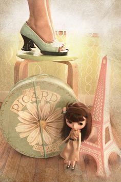 Paris vignette ... adorable!