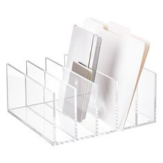Shop Paper & File Storage and Organization solutions today. Diy Organizer, Letter Organizer, File Organiser, Purse Organization, Purse Storage, Bedroom Organization, School Organisation, Storage Bins, Paper Sorter