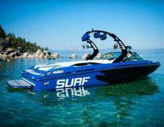 Wakeboat