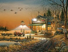 Welcome to Paradise by Terry Redlin