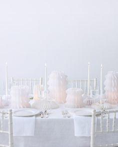 Pop-Up Paper Lanterns - Martha Stewart Weddings Inspiration