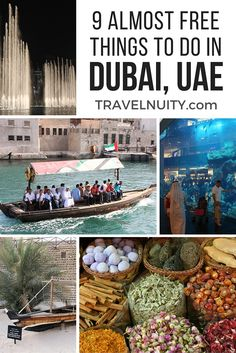 It's easy to spend up big in Dubai, on everything from dining out to luxury goods, but if you don't have much cash on your stopover, consider these options.