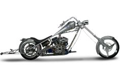 Orange County Choppers - Jet Bike