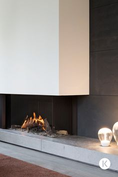 The iMatch remote control supplied as standard with every model allows you to control your gas fire with ease. At the touch of a button you can turn the fire on or off or adjust the flame height. Living Room Decor Fireplace, Modern Fireplace, Fireplace Wall, Fireplace Design, Fireplace Ideas, Living Room Modern, Living Room Designs, Interior Exterior, Building A House