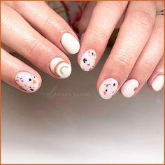 Beautiful Nail Designs, Cute Nail Designs, Trendy Nails, Cute Nails, Different Nail Designs, Manicure Y Pedicure, Nail Games, Nail Designs Spring, Minimalist Nails
