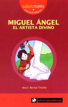 Miguel Ángel. El artista divino Miguel Angel, Ideas, Renaissance, Art History, Literatura, Cover Pages, Libros, Artists, Florence