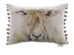 Voyage Maison Accessories - Mr Wooly Cushion