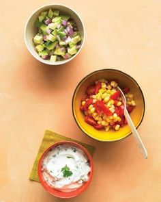 Corn-and-Tomato Salsa Recipe