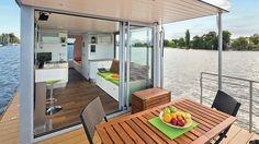 Berlin und Brandenburg mit dem Hausboot - Bilder - Diverses