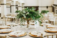 Gold Chargers Gold chiavaris, natural linens. Event rentals by  Any Occasion Party Rental 5714 Bissonnet St Houston, TX
