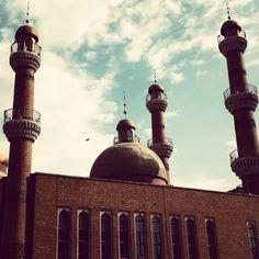 #mosquée #urumqi #chine