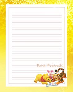 letters writing paper