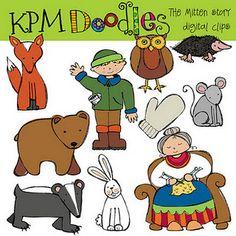 Chalk Talk: A Kindergarten Blog: The Mitten