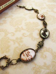 Pride and Prejudice bracelet!