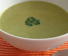 Brokkoli-Kokossuppe vegan