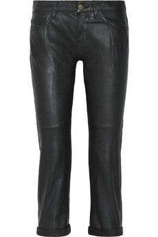 Current/Elliot leather pants