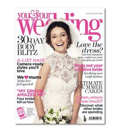 You&Your Wedding | May/June 2013