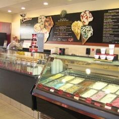 Cold Stone Creamery..best icecream in the world (O: