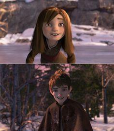 Dreamworks Animation, Disney And Dreamworks, Animation Film, Disney Xd, Disney Girls, Baby Disney, Disney Pixar, Jack Frost, Pixar Characters