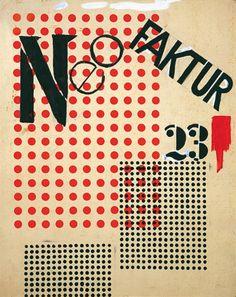 Henryk Berlewi - neo faktur 23. (1923)