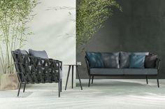 Vincent Sheppard Outdoor Sofa Leo bei Villatmo.de   VILLATMO - Designer Möbel, Lampen & Accessoires