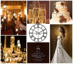 How to Organize a Memorable New Year's Eve Wedding | Bride & Wedding