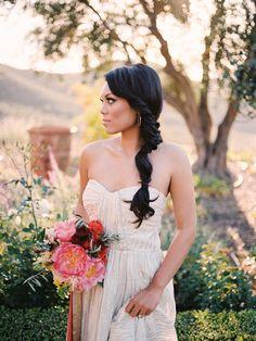34 Besten Brautfrisuren Offen Und Halboffen Loose Hairstyles