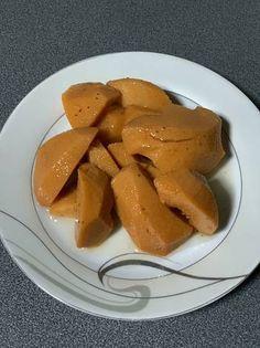 Κυδώνια φούρνου Cantaloupe, Fruit, Food, Essen, Meals, Yemek, Eten