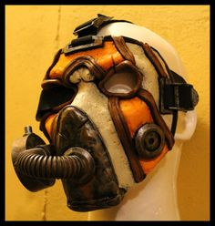 Borderlands Custom Psycho Bandit Krieg Cosplay Mask via Etsy