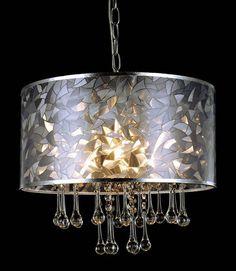 Lampa wisząca CLEO Italux MDM2027/3 - Cudowne Lampy