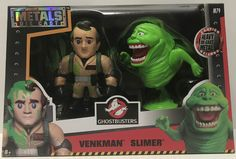 The Angry Spider has the best toys: TAS038748 - 2016 ...  Take a look: http://theangryspider.com/products/tas038748-2016-jada-toys-die-cast-ghostbusters-venkman-slimer-m79?utm_campaign=social_autopilot&utm_source=pin&utm_medium=pin