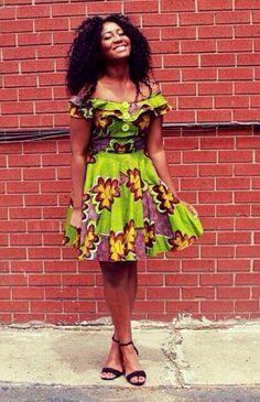 Latest Ankara Styles: Stylishly Gorgeous! - Wedding Digest Naija