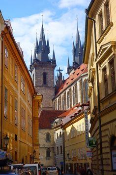 Prague is a beauty!