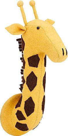 Fiona Walker England Giraffe Wall Décor - Nursery & Décor - 504128677