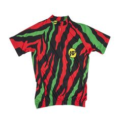 Marauder Jersey - Men's Cycling Jersey – THE HEAVY PEDAL This is A Tribe Called Quest inspired look.