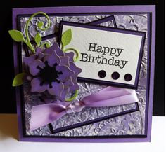 Happy Birthday by DJRants - Cards and Paper Crafts at Splitcoaststampers
